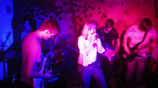 Unser Club: Samstags oft Livemusik